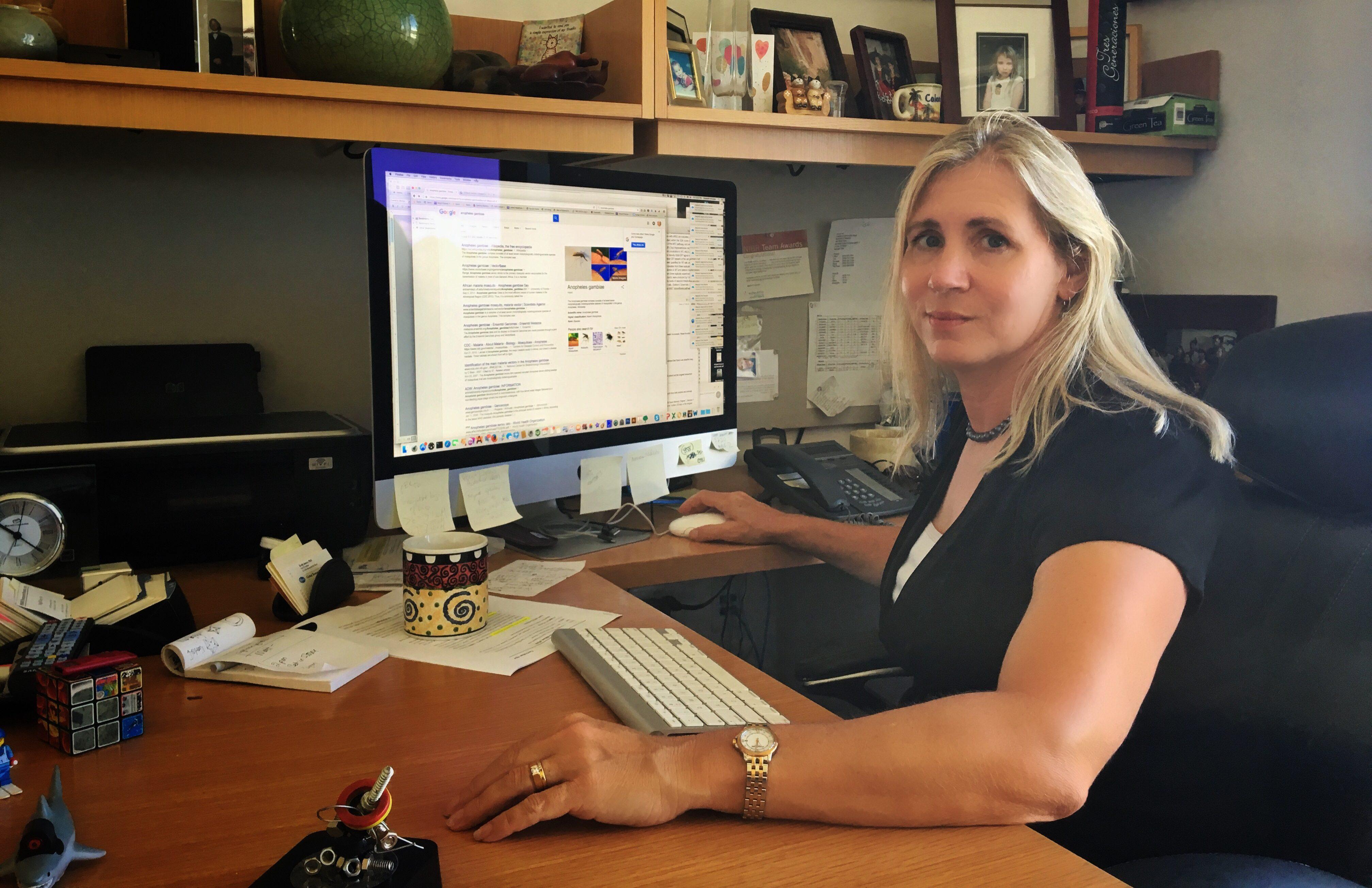 Dr. Elizabeth Winzeler
